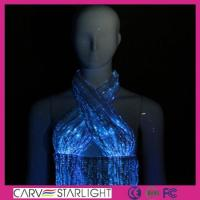 Buy cheap Light up women clothes YQ-06 luminous womens fashion tops product