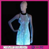 Buy cheap Light up women clothes YQ-80 Luminous Lady Women Chinese Qipao product