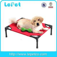 Buy cheap Outdoor travel camping cot foldable raised dog bed manufacturer wholesale product