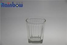 Quality Glass Wine Cup Clear Whiskey Glass Cup for sale