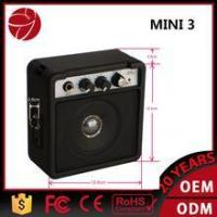 Quality 3 watts amp manufacturer mini guitar amplifier for sale