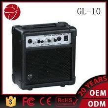 Quality hifi audio system mini guitar amplifier for sale