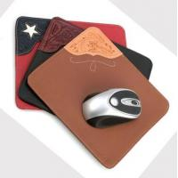 Buy cheap &Travel Organizer classical pu leather mouse pad product