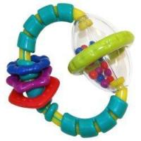 Buy cheap Bright Starts Grab And Spin Rattle by KIDS II product
