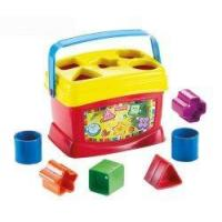 Buy cheap Fisher-price Brilliant Basics Babys First Blocks by Fisher Price product