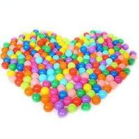 Buy cheap Honory 200pcs Colorful Ball Fun Ball Soft Plastic Ocean Ball Baby Kid Toy Swim Pit Toy from Honory product