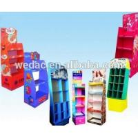 Buy cheap Display stands Supermarket card displays product