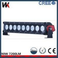 Buy cheap Wholesale 16 Inch Single Row 90W C REE Led Light Bar For Car product