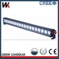Buy cheap Unique Design Single Row 31 Inch 180W Led Light Bar For Car product