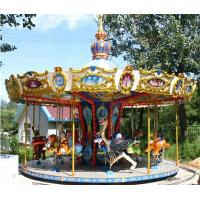 Buy cheap Carousels Sixteen animal turntable merry go round product