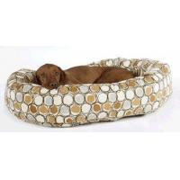 China Dog Beds The Milano Microvelvet Donut Bowsers Dog Bed (47 Colors) on sale