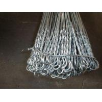 """Buy cheap Hot-Dipped Galvanized Iron Wire Binding Double Loop Tie Wire 6"""" - 22"""" product"""