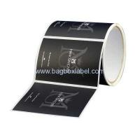 Buy cheap print self adhesive labels product