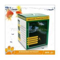 Buy cheap Automatic fish feeder PFF-01 from wholesalers