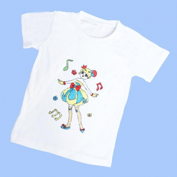 Quality Diy your own T-shirt with washable marker toy for sale