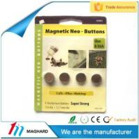 Buy cheap Super Strong Magnetic Buttons product