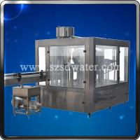 Buy cheap Good Taste Sparkling Water Package Line for Beverage Plant product