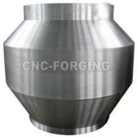 Buy cheap CNC open die forging parts product
