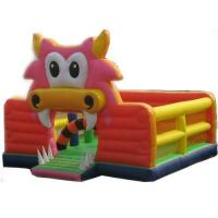Buy cheap cow bounce house XZ-BH-024 product