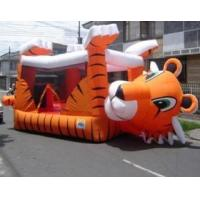 Buy cheap tiger bounce house XZ-BH-029 product