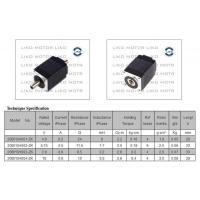 Buy cheap 1.8 Size 20mm(8H) Hollow Shaft Stepping Motor product