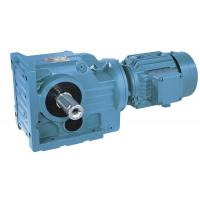 Buy cheap T series helical-bevel geared motor product