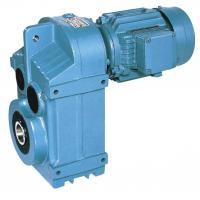 Buy cheap P series parallel shaft helical geared motor product