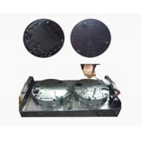 Buy cheap Plastic Injection Mold Round shape base product