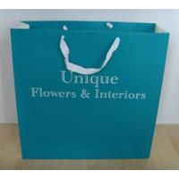 Buy cheap Paper Shopping Tote Bags product
