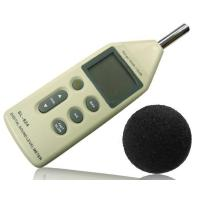 Buy cheap Sound Noise Level Meter 30-130 dB w/Case+Free Battery product