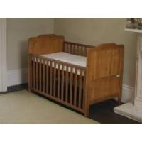 Buy cheap Tutti Bambini Alex Dropside Cot Bed Antique Pine Finish product