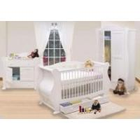 Buy cheap Tutti Bambini 3 Piece Nursery Furniture Set in White inc Delivery and Assembly product