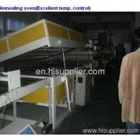 Buy cheap PE hollow board extrusion line product