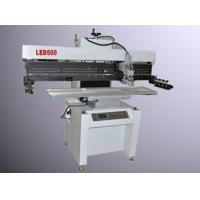 Buy cheap Pick and Place Semi Automatic Stencil Printer LED500 product