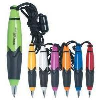 Buy cheap Promotional Push Pull Neck pen product