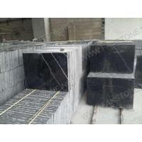 Buy cheap Nero Marquina Tile Blocks and Slabs product