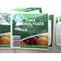 Buy cheap Custom stickers Packaging Labels product