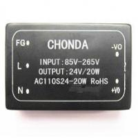 Buy cheap AC110S24-20W220v to 24v 20w,24v ac Product name:220v to 24v 20w,24v ac product