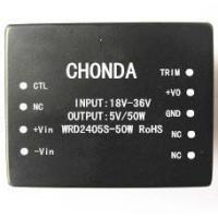 Buy cheap single/dual output 2W Product name:24V TO 5V 10A 50W product