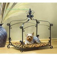 Buy cheap import pet animal products from China, metal fame dog bed product