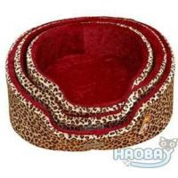 Buy cheap Leopard Pet bed product