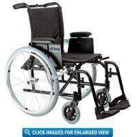 """Buy cheap Drive Medical Cougar Ultra Lightweight Wheelchair with 16"""" Seat product"""