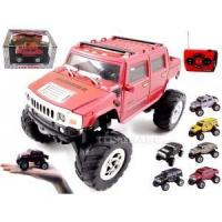 Buy cheap 1:60 Scale 4 Channel Radio Remote Control RC Hummer product