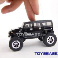 Buy cheap 1:60 Scale 4 Channel Mini RC Hummer 2010A product