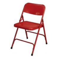 Buy cheap Premium Steel Folding Chair 200 Series (Red frame) product
