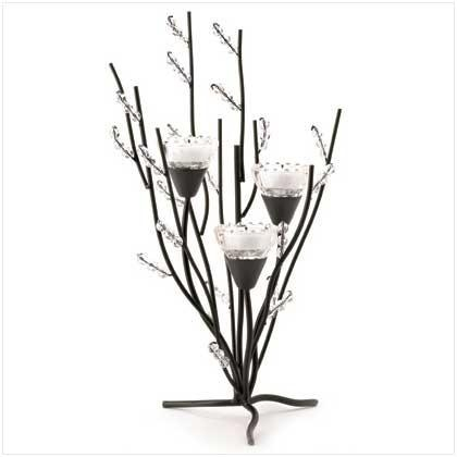 Quality CRYSTAL TREE TEALIGHT HOLDER for sale