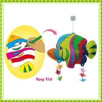 Buy cheap DIY Painting Toy hang fish product