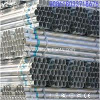 Buy cheap galvanized steel pipes product