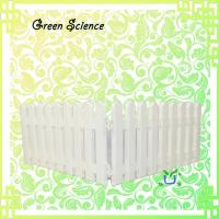 Buy cheap W Garden Fence / folding barrier/ plastic fencing from wholesalers
