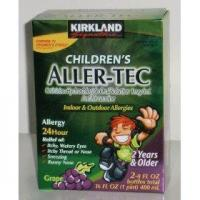Buy cheap Generic children's cetirizine hydrochloride oral solution 16 oz from kirkland product